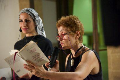 Fatena Al Ghurra E Francesca Corrao