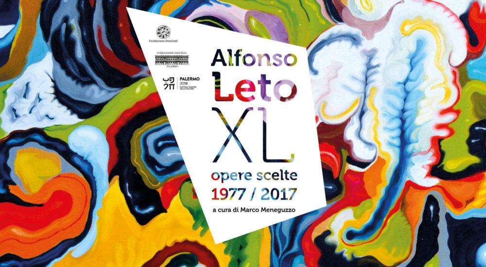 """Vernissage """"Alfonso Leto. Opere Scelte 1997/2017"""""""