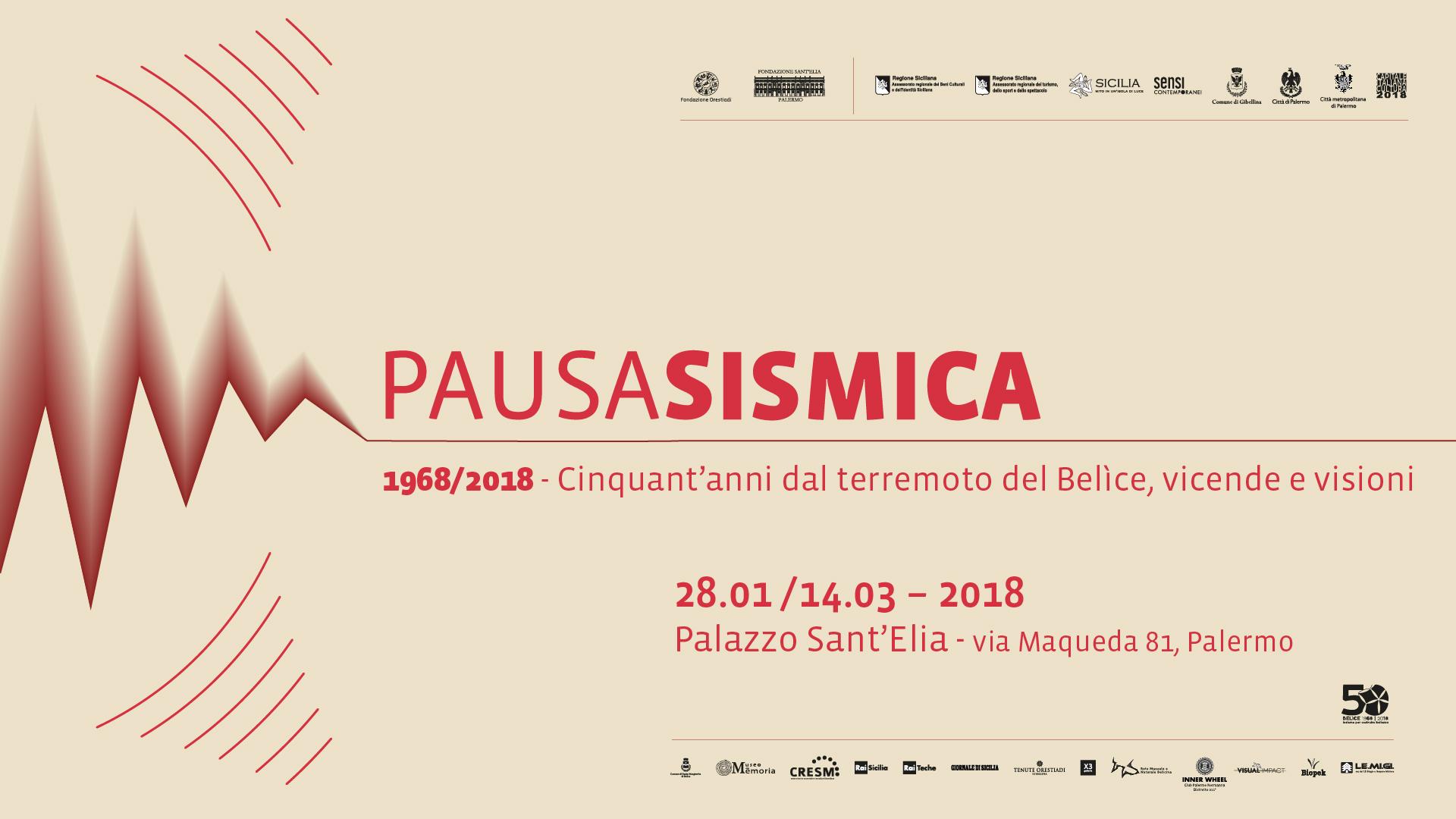 PAUSA SISMICA