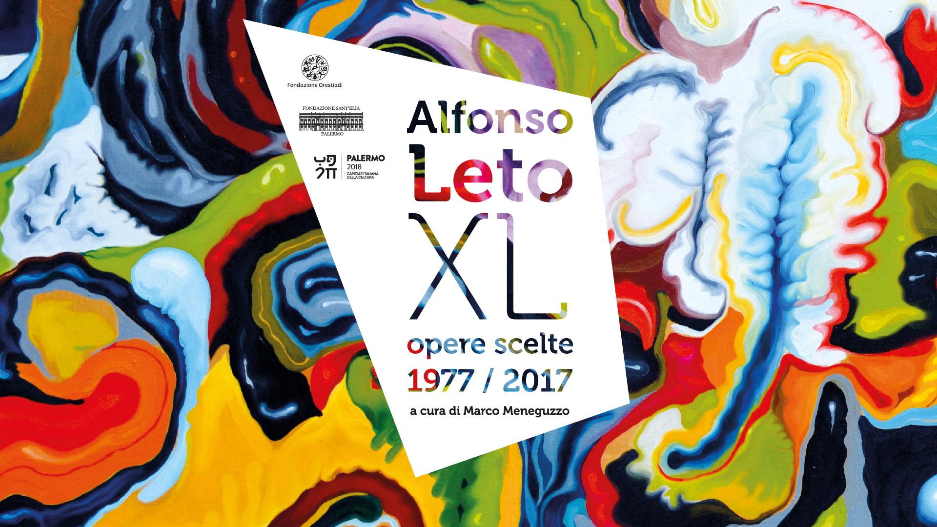 Alfonso Leto. Opere scelte 1977/2017