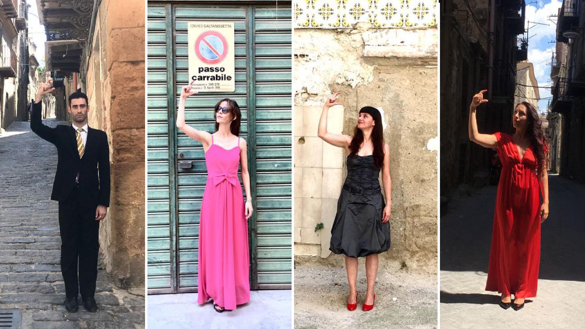 """""""DANCE! The Nelken-Line"""" Workshop Aperto A Tutti"""