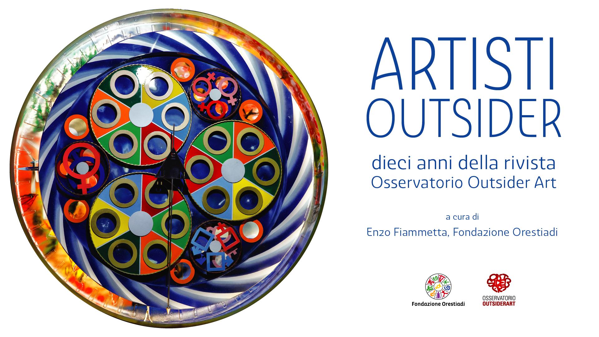 ARTISTI OUTSIDER