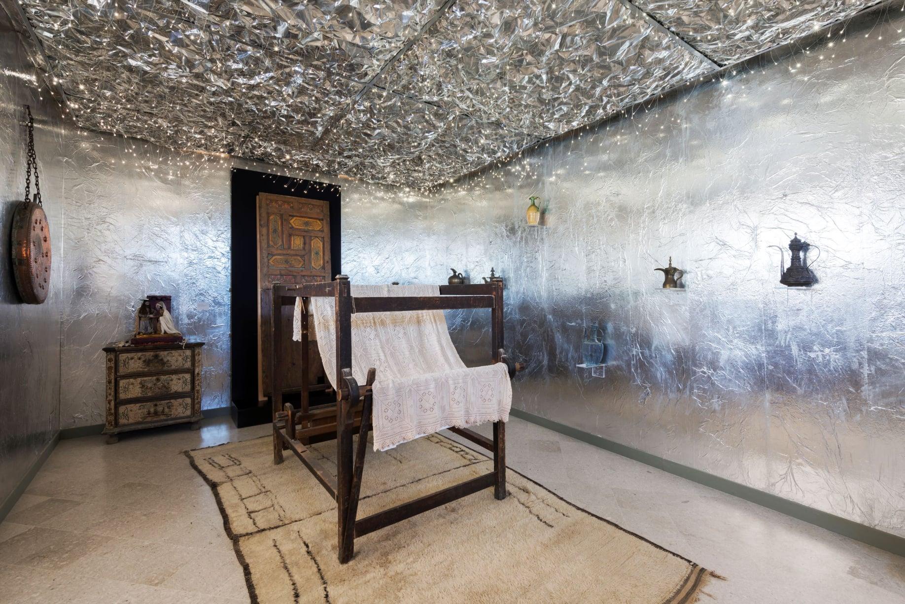 Chiusura Temporanea Sezione Arti Decorative – Casa Baronale Museo Delle Trame Mediterranee E Biblioteca Empedocle