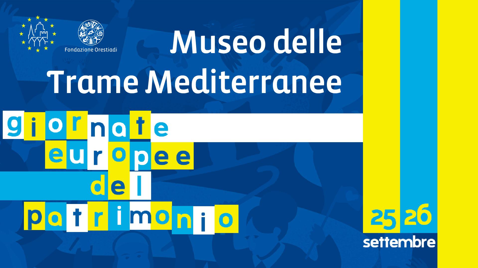 Giornate Europee Del Patrimonio 25 E 26 Settembre